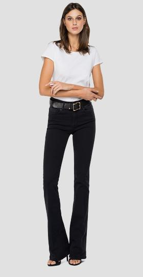 Flare high waist bootcut fit New Luz jeans