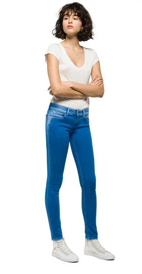 Luz skinny-fit jeans wx689e.000.31c 956