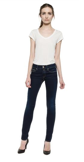 Luz skinny-fit jeans wx689 .000.07a 827
