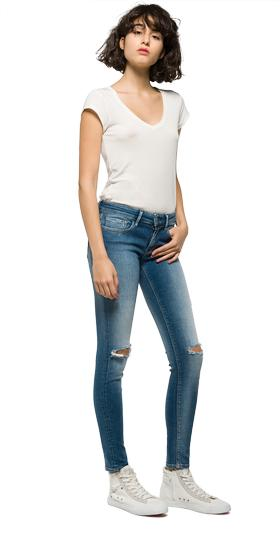 Luz skinny-fit jeans wx689 .000.19c955r