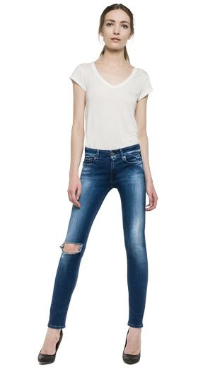 Luz skinny-fit jeans wx689 .000.93a855c