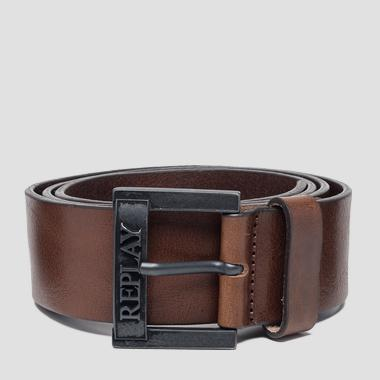 Pull up leather belt - Replay AM2564_000_A3007_127_1