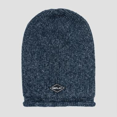 Cotton beanie - Replay AM4172_001_A7059A_175_1