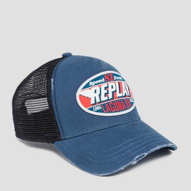 Cap with vintage patch - Replay AM4202_000_A0387_1261_1