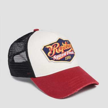 Cap vintage patch - Replay AM4203_000_A0387_1260_1