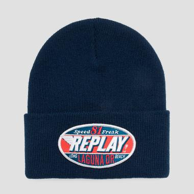 LAGUNA DR beanie - Replay AM4208_000_A7003_507_1