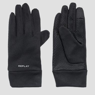 Touch screen gloves - Replay AM6047_000_A0309_098_1