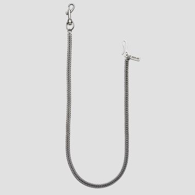 Metal chain with snap hook - Replay AM7030_000_A6003_892_1