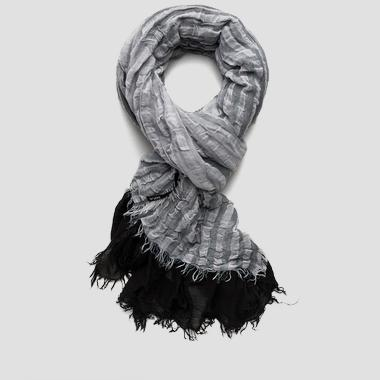 Crinkled scarf - Replay AM9181_000_A0320_1121_1