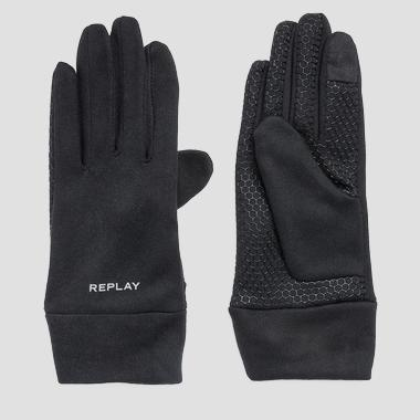 Touch screen gloves - Replay AW6065_000_A0309_098_1