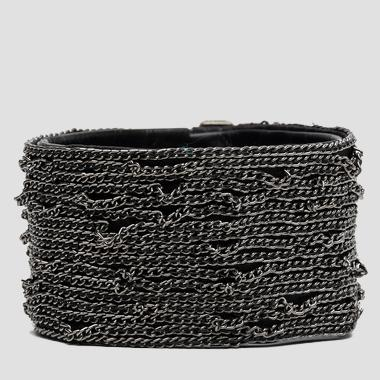 Bracelet with metal chains - Replay AW7133_000_A3045_098_1