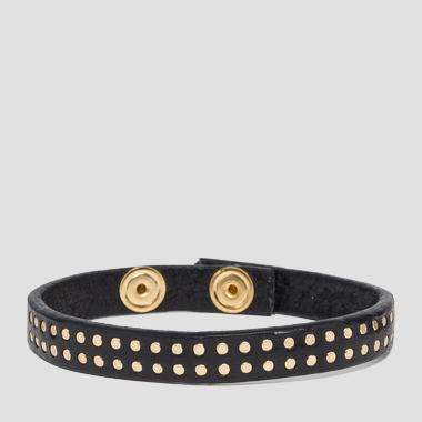 Bracelet with rounded studs - Replay AW7155_000_A3007_889_1