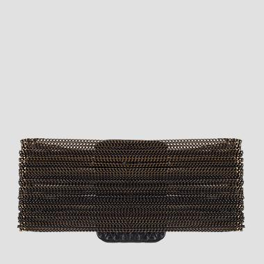 Bracelet with chains and leather - Replay AW7162_000_A6001_172_1