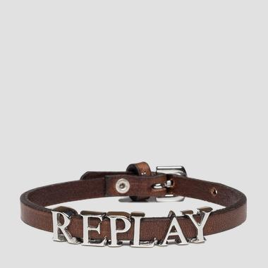 Thin bracelet with charm REPLAY - Replay AW7165_000_A3007_117_1