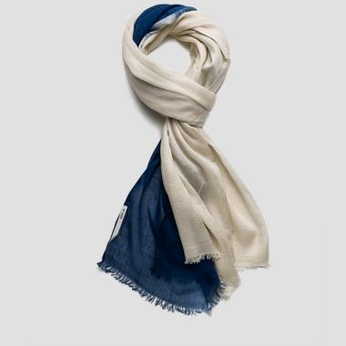 Two-tone gradient modal scarf - Replay AW9187_000_A0199_1133_1