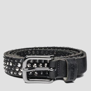 Unisex belt with cone studs - Replay AX2214_000_A3007_098_1