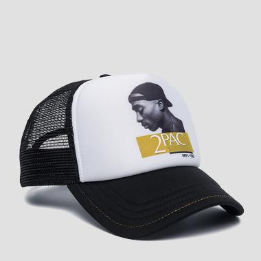 Replay Tribute Tupac Limited Edition cap - Replay AX4290_001_A0321_1214_1