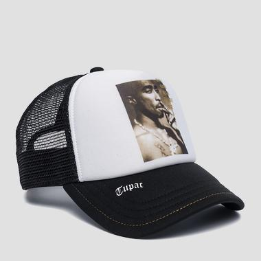 Replay Tribute Tupac Limited Edition cap - Replay AX4290_002_A0321_1214_1