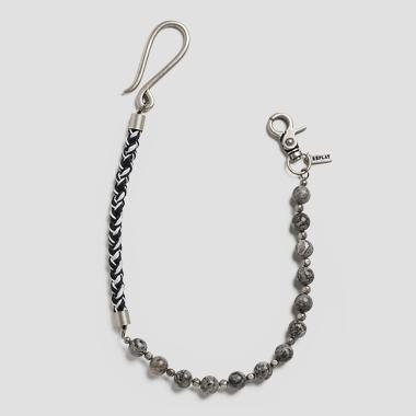 Metal and stones jeans chain - Replay AX7102_000_A0407_1331_1
