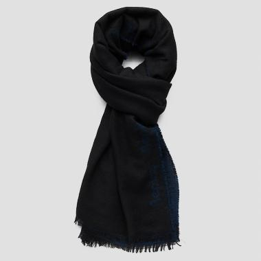 Scarf layered fabric - Replay AX9215_000_A0370_499_1