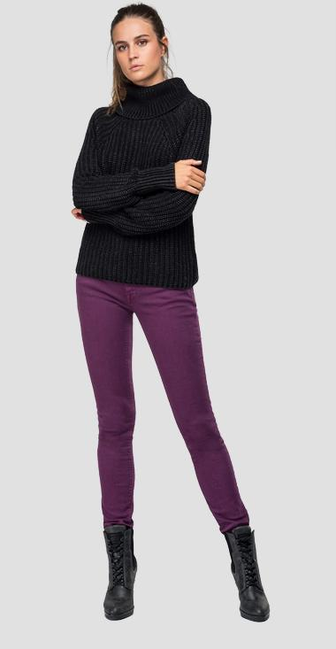 Turtleneck sweater - Replay DK6002_000_G22454G_098_1