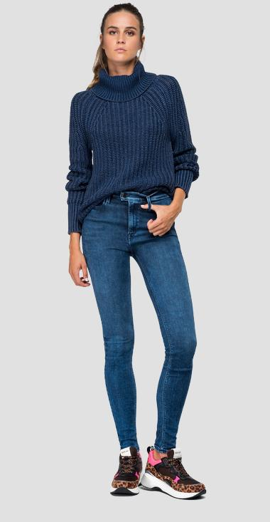 Turtleneck sweater - Replay DK6002_000_G22454G_206_1