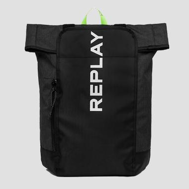 Technical backpack in nylon - Replay FM3405_000_A0388_299_1