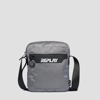 Shoulder bag with pocket - Replay FM3433_000_A0330_400_1