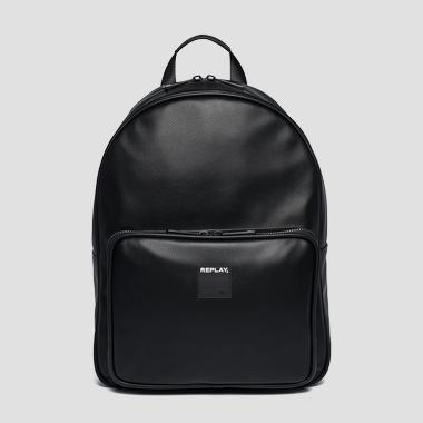 Eco-leather Replay backpack - Replay FM3436_000_A0015_098_1