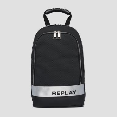 Embossed Replay backpack - Replay FM3441_000_A0736_098_1