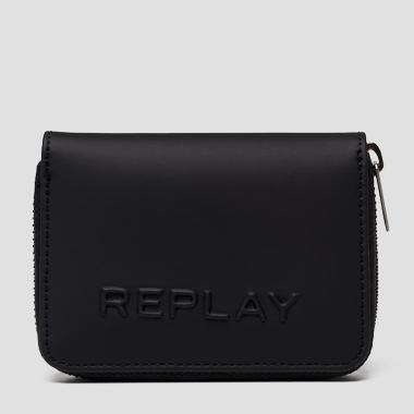 Zipped wallet REPLAY - Replay FM5190_000_A0284_098_1