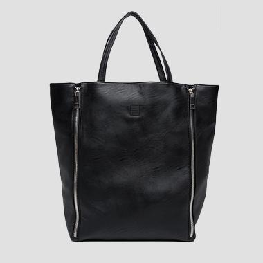 Unisex faux leather tote bag - Replay FU3036_000_A0316_098_1
