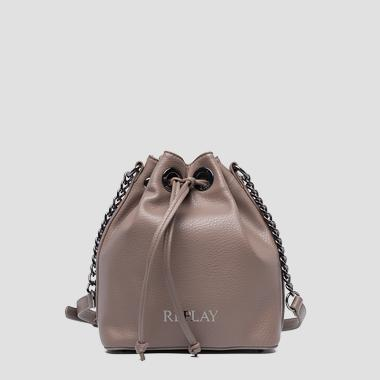 REPLAY bucket bag with strap - Replay FW3005_000_A0132D_109_1