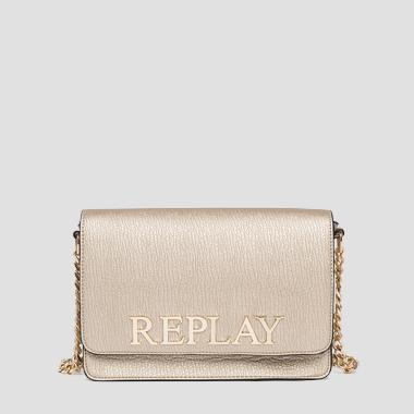 Crossbody bag with REPLAY writing - Replay FW3788_000_A0337A_168_1