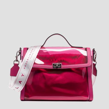 Transparent Handbag - Replay FW3875_000_A0075_324_1