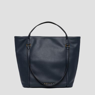 Handbag in hammered leather - Replay FW3881_000_A0132D_506_1