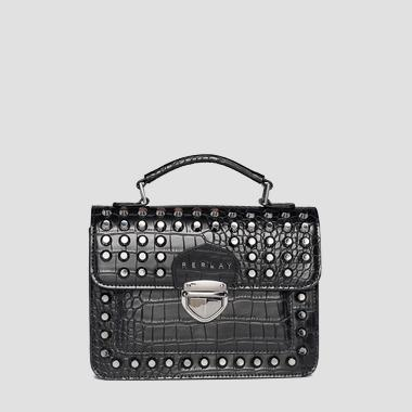 Handbag with studs - Replay FW3888_000_A0292D_098_1