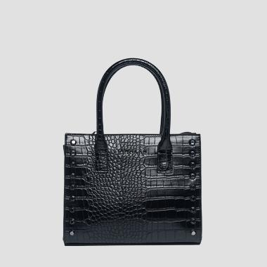 Shopper bag with studs - Replay FW3889_000_A0292D_098_1