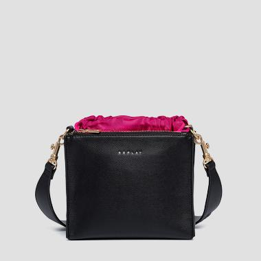 Bag with coloured pouch - Replay FW3926_000_A0737_098_1