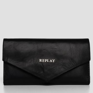 Nappa leather wallet - Replay FW5149_001_A3016_098_1