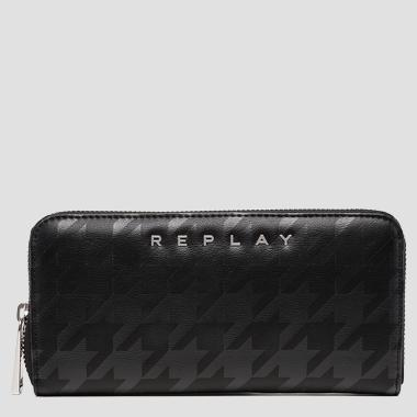 Printed wallet - Replay FW5201_000_A0362A_098_1
