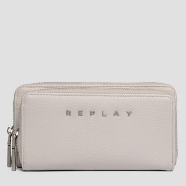 Gusset wallet with pocket - Replay FW5213_000_A0132D_020_1
