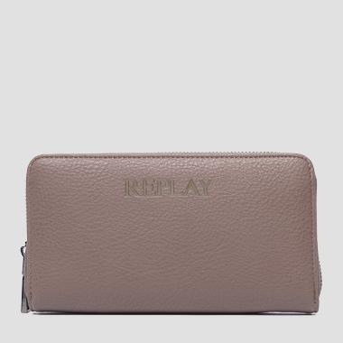 Zip around REPLAY wallet - Replay FW5238_000_A0132D_109_1