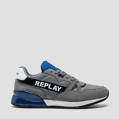 Sneakers homme FEVET à lacets - Replay GMS1C_000_C0007L_028_1
