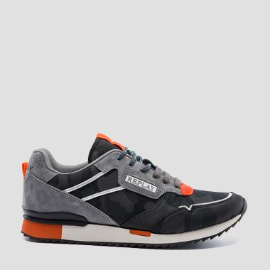 Sneakers homme COLBURN à lacets - Replay GMS68_000_C0010S_765_1