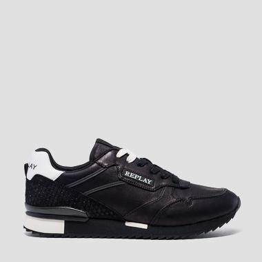 Sneakers homme BUCKCODE à lacets - Replay GMS68_000_C0016T_003_1