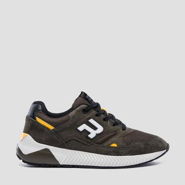 Sneakers homme HAWTHORN à lacets - Replay GMS83_000_C0006L_039_1