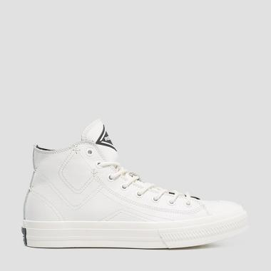 Men's WESTWOOD lace up leather mid cut sneakers - Replay GMV98_000_C0006L_061_1