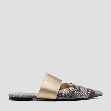 Women's SARITA mule sandals - Replay GWF1O_000_C0002S_2747_1