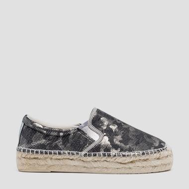 Women's SPIDER slip on espadrilles - Replay GWF22_000_C0057T_050_1